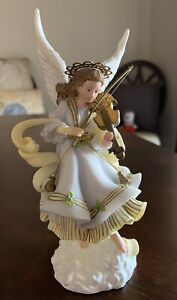 Angels Beside Me  -Sandra, Guardians of the Blessings of Friendship - Porcelain