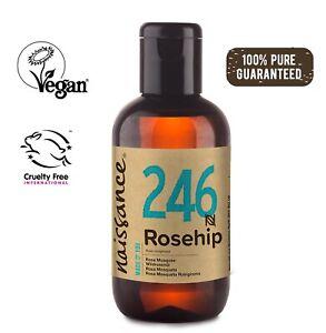 Naissance Rosehip Seed Oil 100ml An Excellent Moisturising Oil facial serums