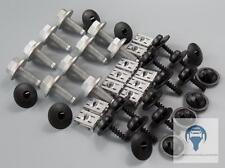1x Protección del motor Clips Conjunto de Set Reparación para Passat B6