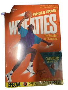 michael jordan wheaties box Sealed With Poster