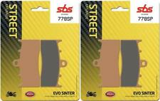 BMW R 1150 RS 01 02 03 04 SBS Front Evo Sinter Brake Pads Set EO Quality 778SP