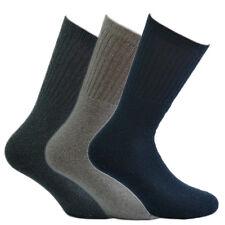 6 paia di calze Fontana in cotone spugna prodotte in Italia mod. sport corto