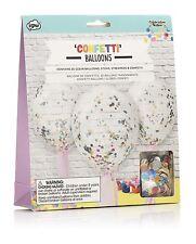 Confetti Balloons Celebration Wedding Confetti Balloons Confetti Filled Balloons