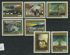 F 1269 Hungary 1973 Painting Seria Mint
