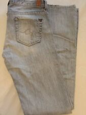 Women's Guess Jeans Bootcut Light Wash Foxy Flare- Flare Leg Size 29x32