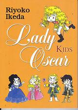 LADY OSCAR N° 1 ( RIYOKO IKEDA) - ED. KAPPA