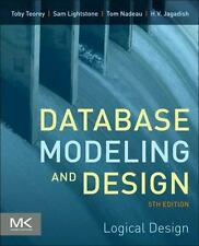Data Management Systems: Database Modeling and Design 5th Logical Design