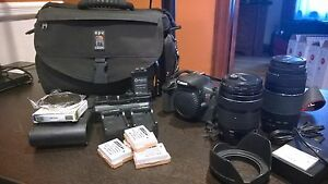 Canon EOS Rebel T4i Bundle