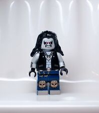 A877 Lego CUSTOM PRINTED Batman Beyond Gotham 3 GAME INSPIRED LOBO MINIFIG