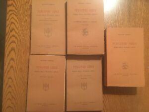 Gomperz, Pensatori greci. Storia della filosofia antica, 5 voll. 1944-1962
