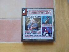 The Grateful Dead/ Santana/CSN&Y, Bill Graham Memorial Concert 1991, 5 CDs, NEW