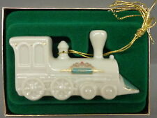 Lenox 1988 Yuletide Express Train Engine Ornament - New In Box