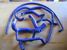 Ford Escort Rs Turbo Coolant Silicone Hose Kit Blue
