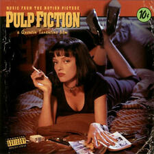 ORIGINAL SOUNDTRACK PULP FICTION VINILE  LP 180 GRAMMI NUOVO E SIGILLATO