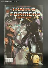 Transformers Target: 2006 #3 Cover A IDW Comics Best of UK