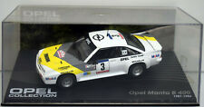 Opel Collection - Opel Manta B 400, 1981 - 1984 Opel Euro Team 1:43 in Box