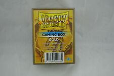DRAGON SHIELD Gaming box SILVER Card protection NEUF