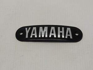 YAMAHA 132-24161-00-00 FUEL TANK EMBLEM YDS3 YM1 YA6 YL1 YAS1 YG5 L5T HS1 HS1