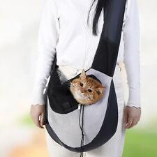 Outdoor Pet Cat Breathable Mesh Carrier Shoulder Bag Waterproof Travel Bag Fancy