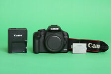 Canon EOS 500D 15.1MP DSLR Camera (Body Only) - 26975 Shutter Count