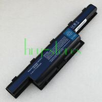 5200MAH For Acer Aspire V3 471G V3-571G V3-771G Laptop Battery AS10D41 AS10D71