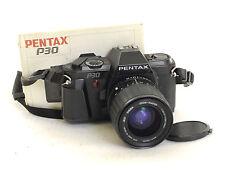 Pentax P30 35mm cámara de cine + Lente Sigma 35-70mm f2.8 (0398)