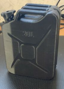 "3D Anhängerkupplung AHK Schutzkappe Abdeckung ""Kanister"""