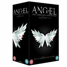 Angel - Complete Season 1-5 Dvd Box Set New/Sealed