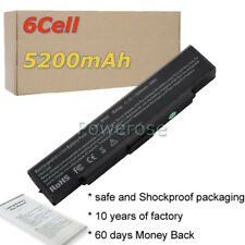 Battery for SONY VAIO VGN-NR38E/S VGN-NR38M/S VGN-NR32Z/S NR32Z/T VGP-BPS9/SBPL9