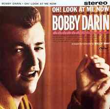 BOBBY DARIN ‎- Oh! Look At Me Now (LP) (EX/EX-)