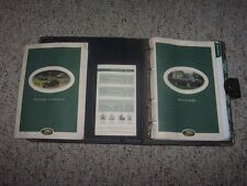 1996 Land Rover Discovery Owner Owner's Manual User Guide SD SE SE7 4x4 4.0L V8