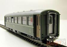 BEMO 3254 RhB/BB Einheitswagen B 2314 2. Kl grün Ep IV Schmalspur H0m 1:87 OVP