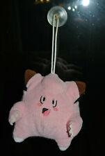 Clefairy winged JAY FRANCO micro-fiber Pokemon bath toy Vintage 1999