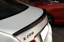 Carbon Heckspoiler Heck Spoiler passend für Mercedes Benz W207 C207 A207 AMG