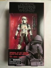 "STAR WARS BLACK SERIES Imperial AT-AT Driver 6"" INCH FIGURE"