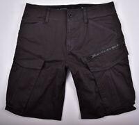 G-STAR RAW, Rovic Zip Shorts 1/2, Gr. W34 Bermuda Shorts Stretsh