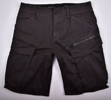 G-star Raw, Rovic Zip Shorts 1/2, Size W34 Bermuda Shorts Stretch