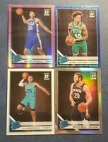 2019-20 Optic Basketball Rookies with Color You Pick From List