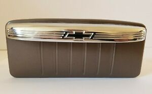 Vintage Original CHEVY Car Truck Ashtray 40's 50's 60's Super Clean!!! CHEVROLET