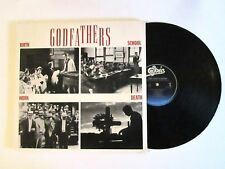 THE GODFATHERS BIRTH SCHOOL WORK DEATH LP 1988 U.K. ALTERNATIVE ROCK/NEW WAVE