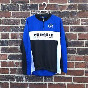 Retro/vintage Castelli cycling jacket Size XXL Measurements In Description