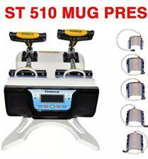 ST-510 Double Station Custom Mugs Printing Machine Sublimation  Mug Heat...