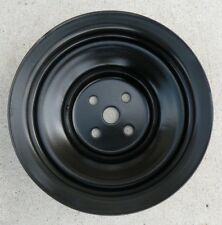 WATER PUMP PULLEY WITH AC FORD 2 TWO GROOVE THUNDERBIRD OEM 64-68 1964-1968