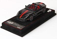 Ferrari F60 America Spider 2014 60Th Anniv. Usa Nero Daytona BBR 1:43 BBRC182H