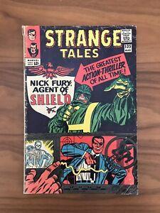 Strange Tales 135 & 148 1st Nick Fury Shield!