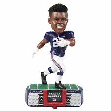 Saquon Barkley New York Giants Stadium Lights Bobblehead NFL