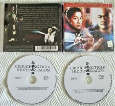 Crouching Tiger, Hidden Dragon (2000) - FILM MOVIE VIDEO CD (english edition)