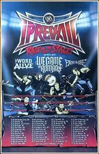I PREVAIL | THE WORD ALIVE | WE CAME AS ROMANS 2017 Tour Ltd Ed RARE New Poster!