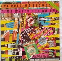 """ROLLING STONES⚠️1979-12"""" LP-Time waits for no one-W59107 -Italy"""