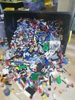 LEGO (2550pc's) 3KG MIXED BUILDING PACKS - AFFORDABLE EDUCATIONAL CREATIVE FUN!